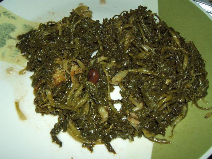 Ricetta delle paparine salentine n fucate for Piatto della cucina povera